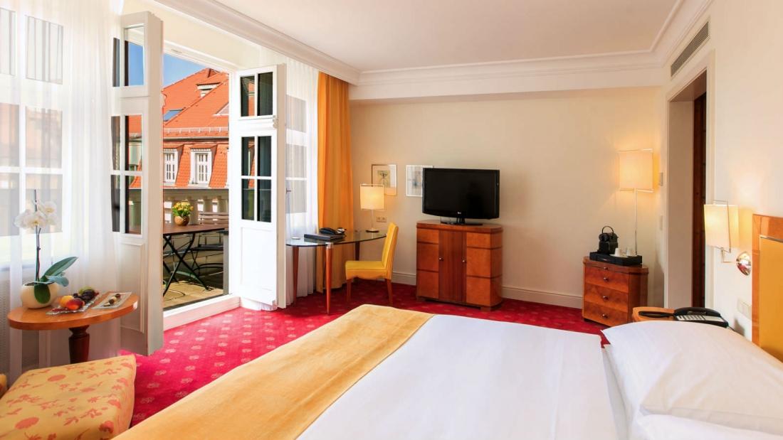 Hotel Fürstenhof SPG Hot Escapes
