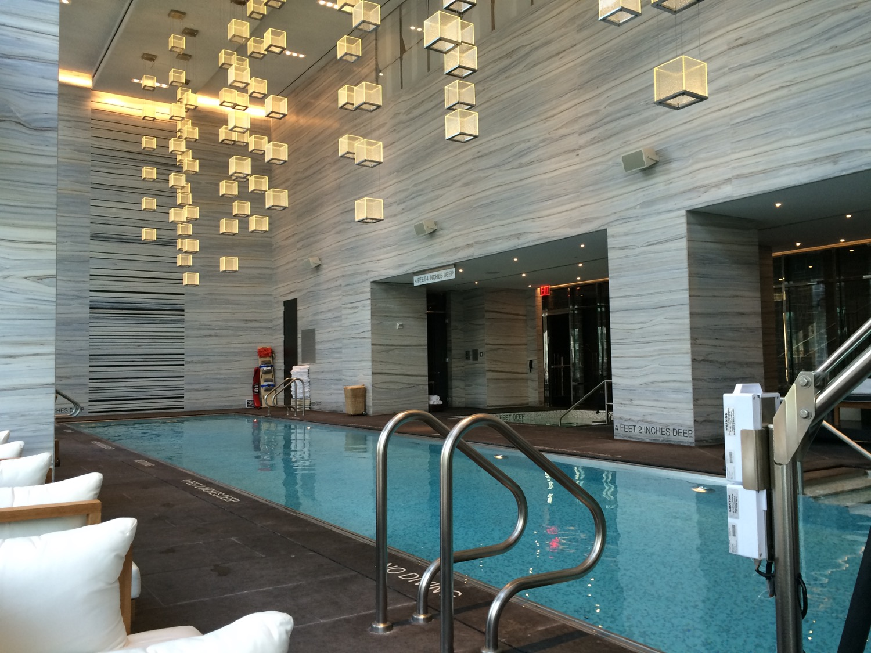 Stay more Play more Promotion - Park Hyatt New York Pool