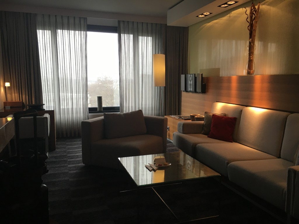Sheraton Berlin Grand Hotel Esplanade - Executive Suite