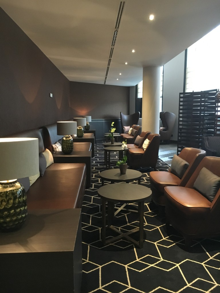 Sheraton Berlin Grand Hotel Esplanade - Club Lounge