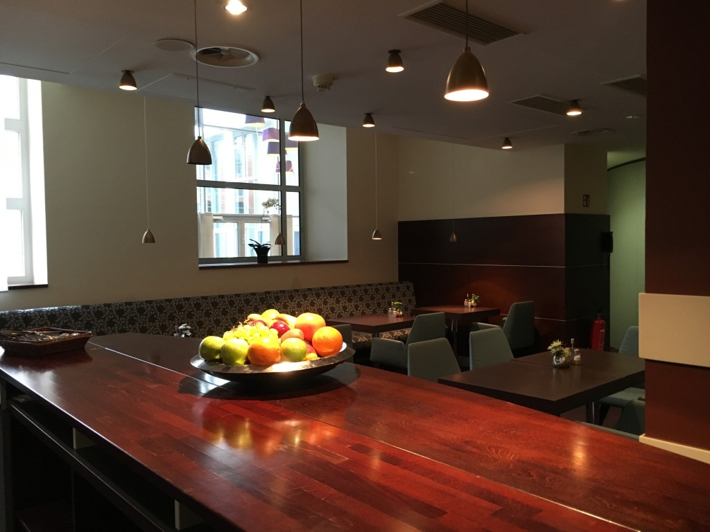 Sheraton Hannover Pelikan Hotel - Club Lounge