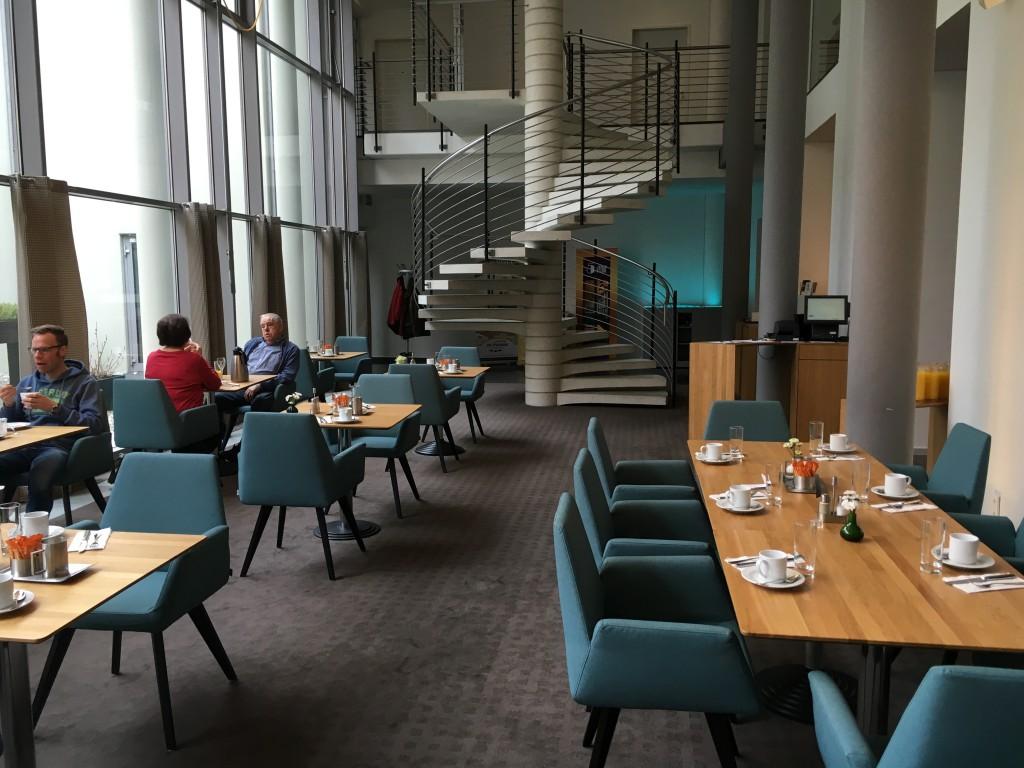 Sheraton Hannover Pelikan Hotel - Restaurant 5th Avenue