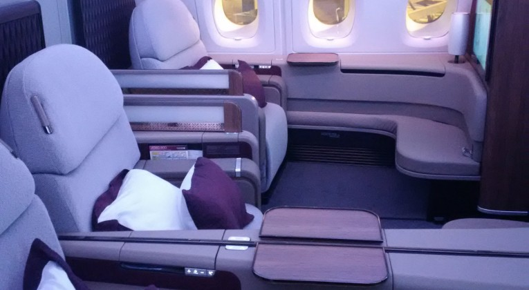 Günstig Business und First Class nach Asien Qatar Airways