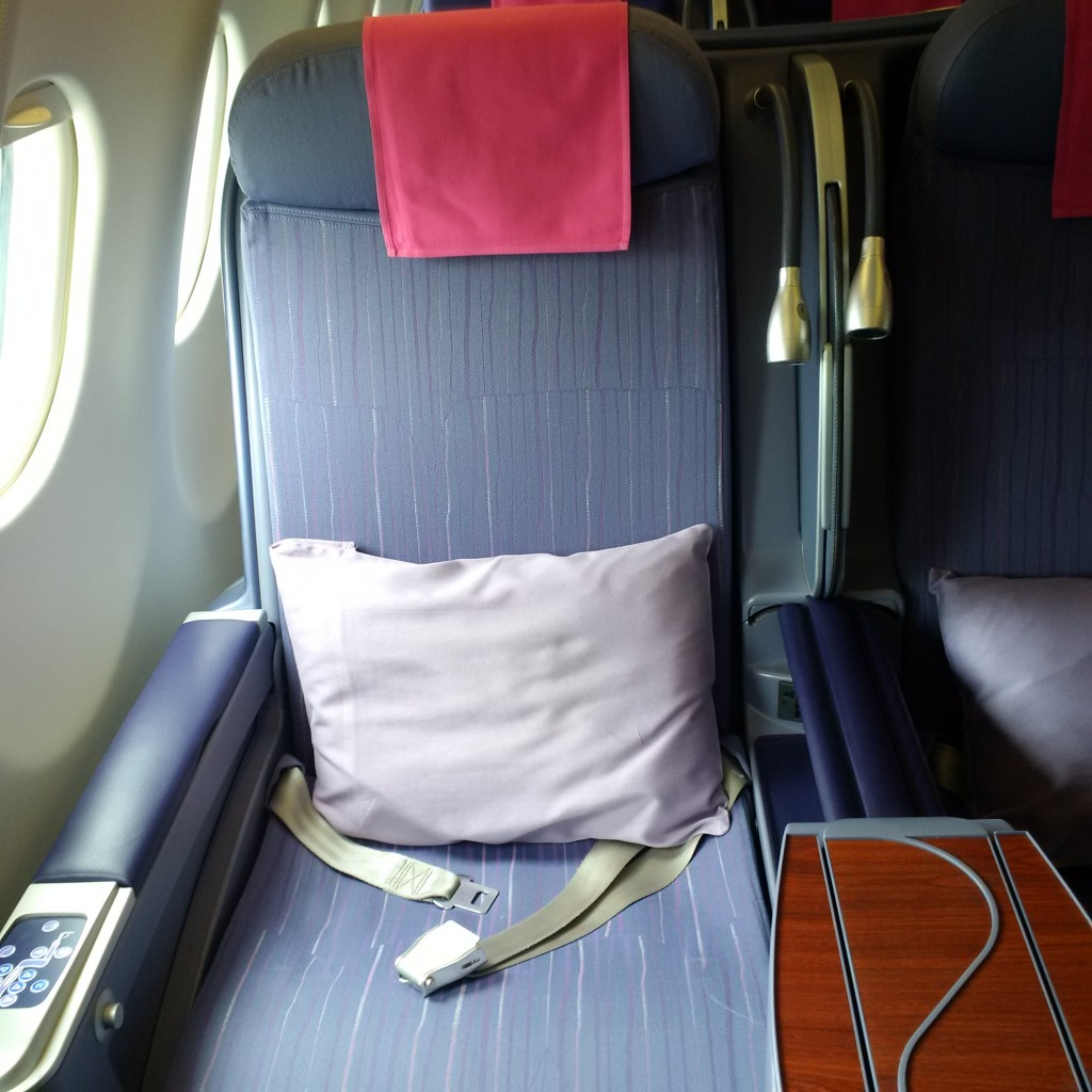 Thai Airways Business Class A330
