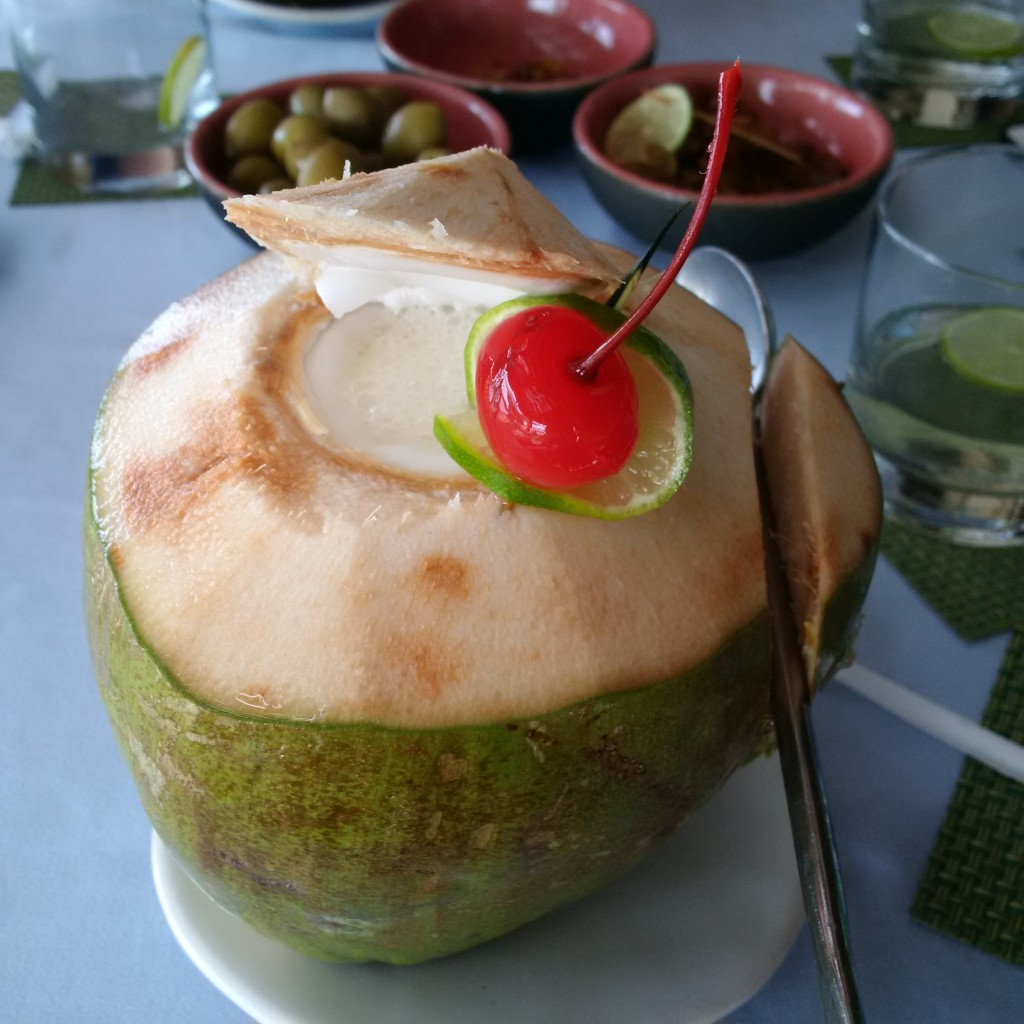 The Naka Island Phuket - Signature Cocktail