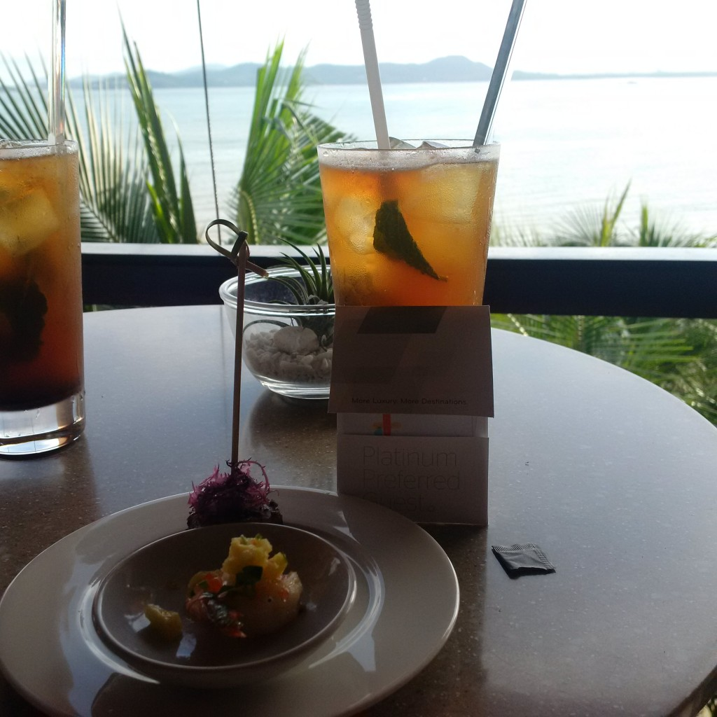 Westin Siray Bay Phuket - Platinum Happy Hour