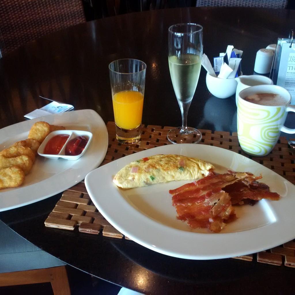 Westin Siray Bay Phuket - Frühstück