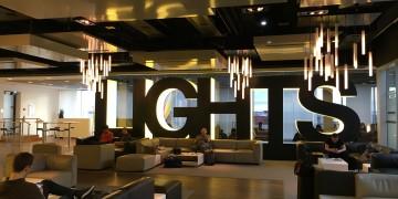 Lufthansa Senator Lounge Frankfurt Terminal 1B - Barbereich