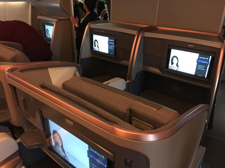 SQ_A350_BusinessClass Kabine___ - 3
