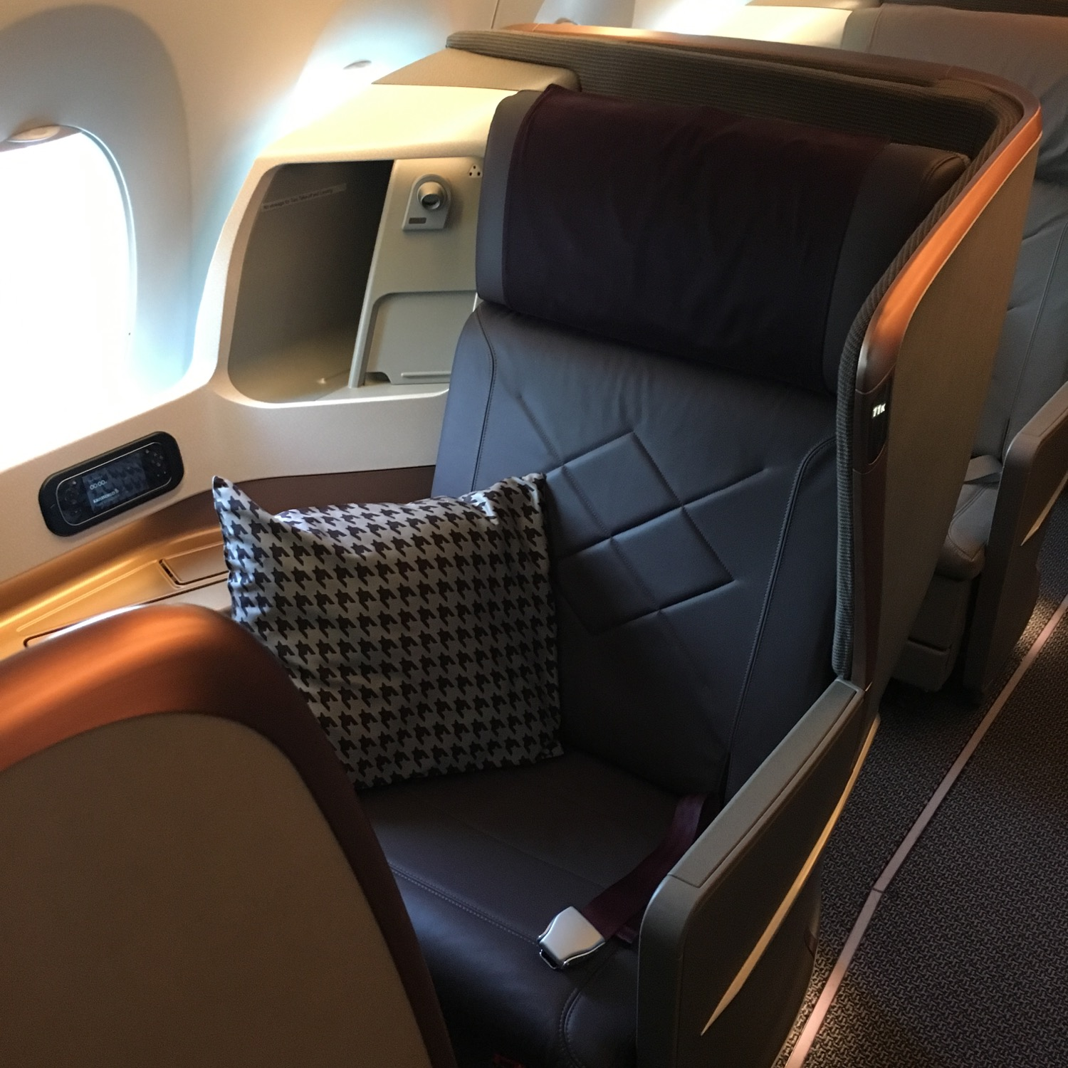 SQ_A350_BusinessClass SITZ Kabine_11K_ - 2