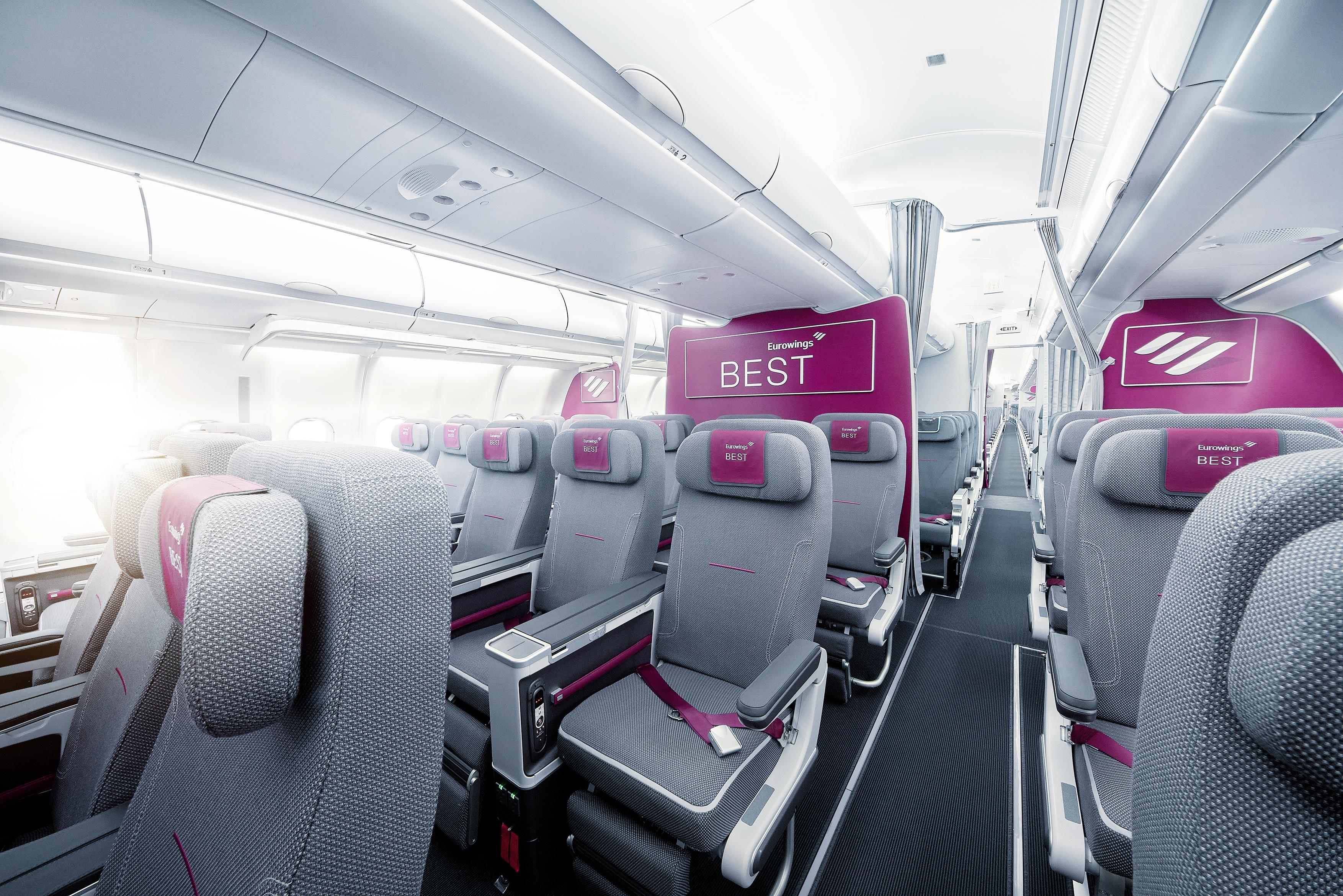 Eurowings BEST Angebote ab Deutschland - InsideFlyer DE
