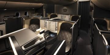 British Airways First class Sale