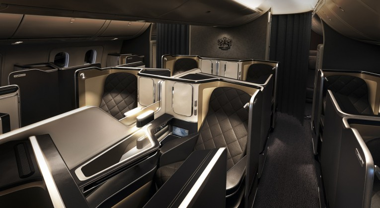 InsideFlyer Wochenrückblick British Airways First Class