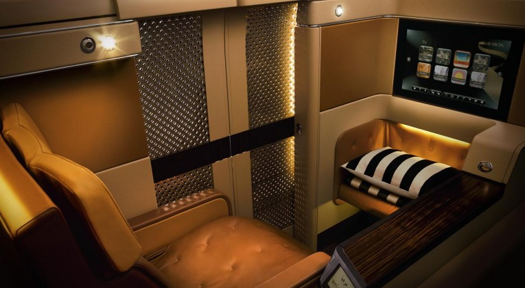 Etihad Airways Business und First Class Angebote