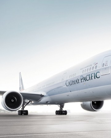 Cathay Pacific Business Class Angebote
