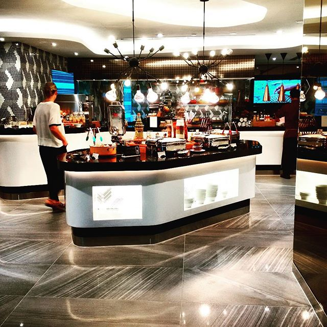 Le Méridien Kuala Lumpur - Club Lounge