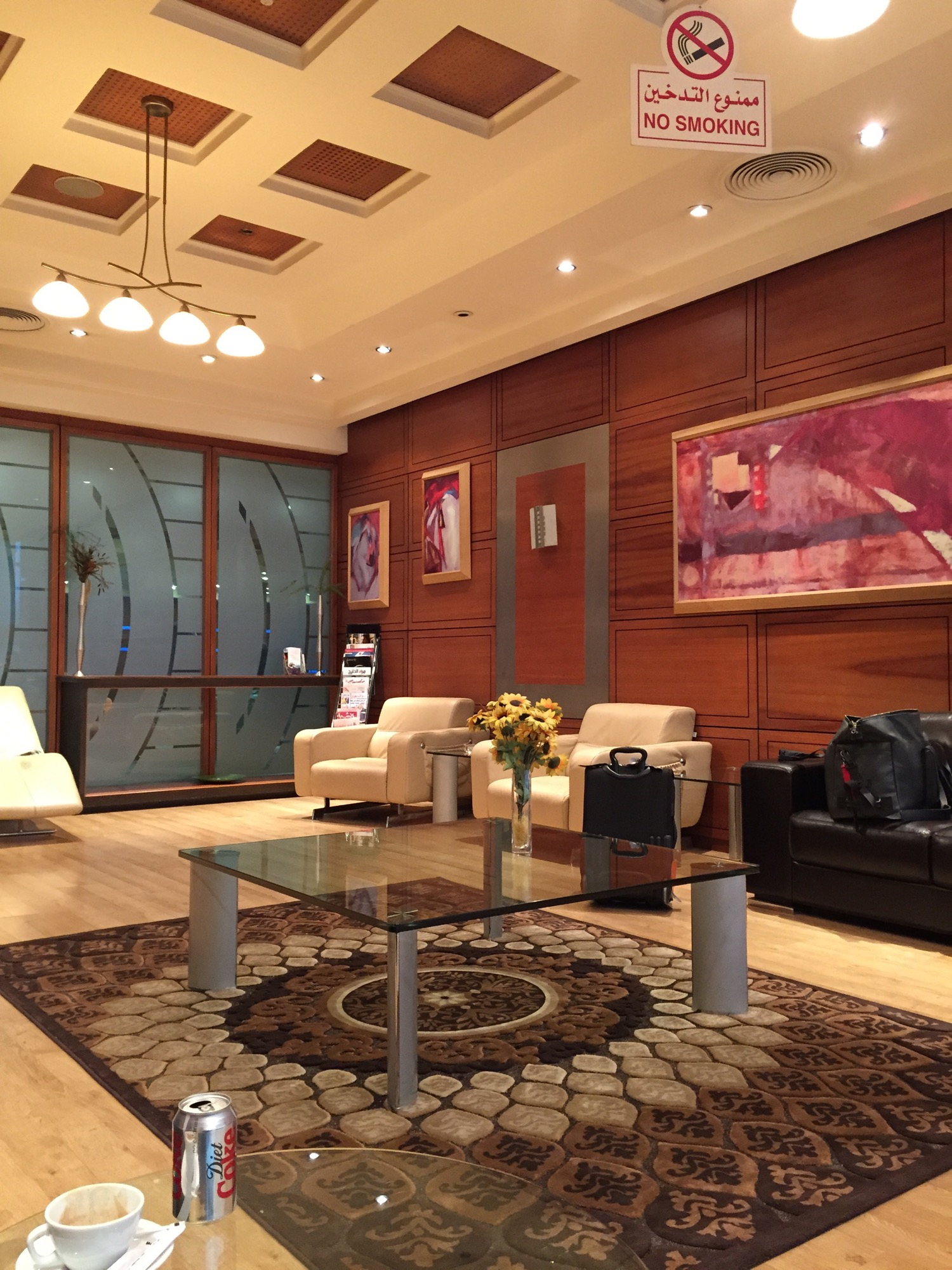 Ahlan VIP Service am Flughafen Kairo  - 5