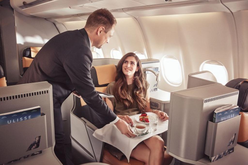 Alitalia Business Class Angebote ab Deutschland