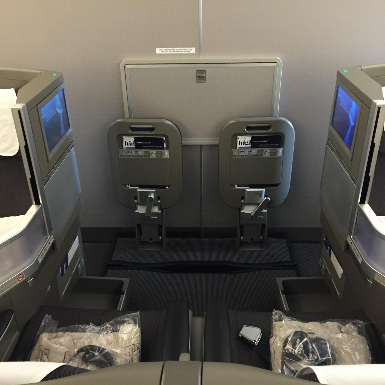 BA A380 Business Class - 12