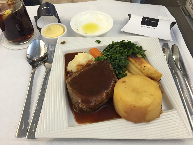 BA A380 Business Class - 8
