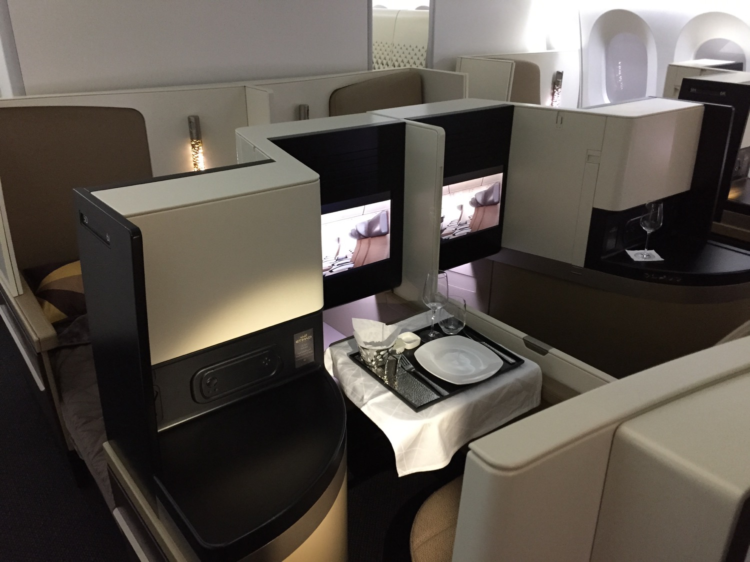 Etihad Airways Business Class Partner Special