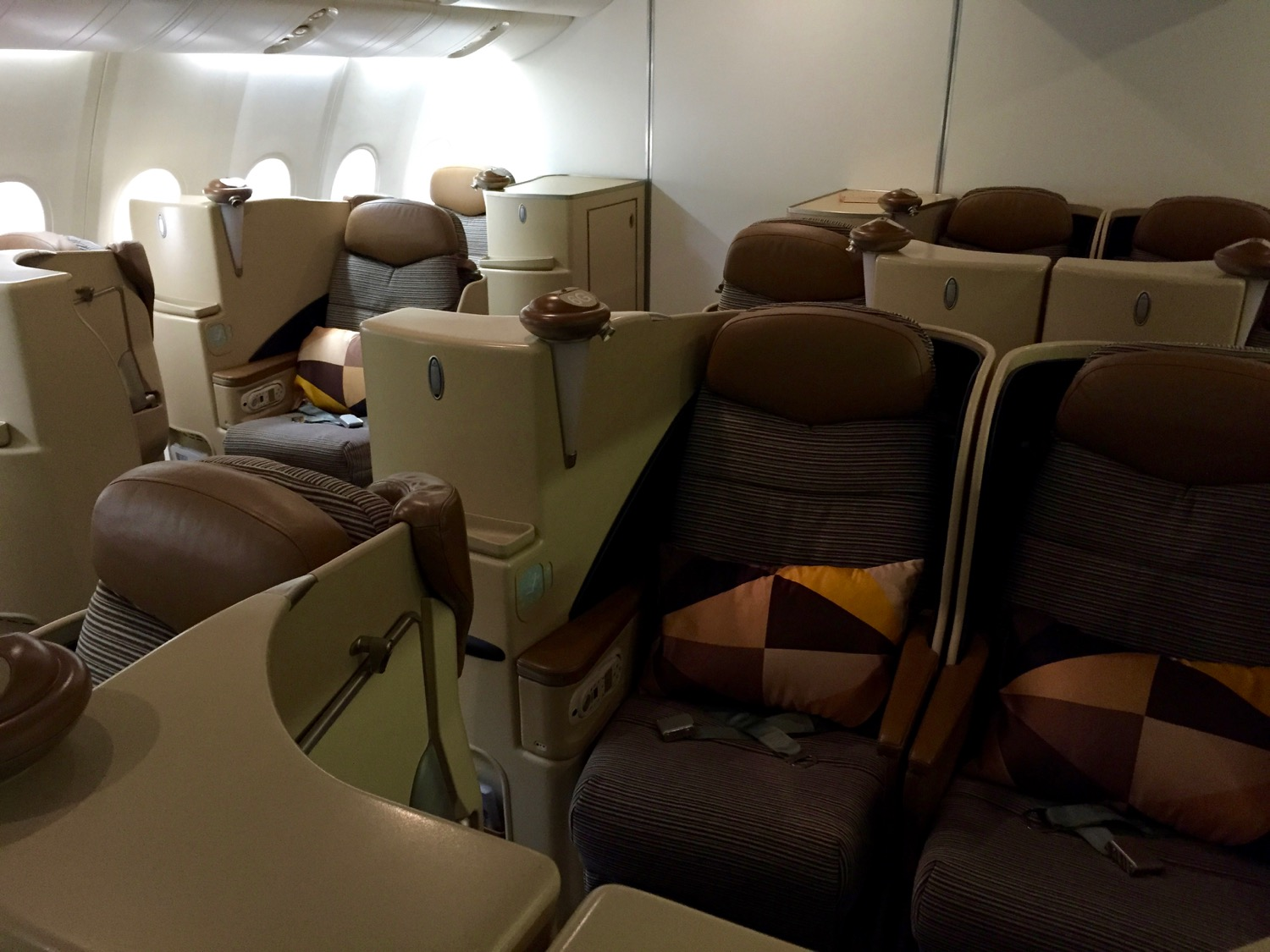 Etihad Airways Global Business Class Sale