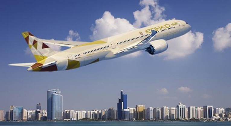 Etihad Airways Business Class Sale