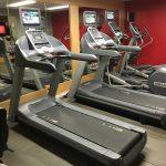 Hilton Cincinnati CVG Airport-Gym1
