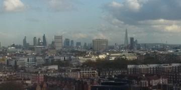 Hilton London Metropole Deluxe Room Ausblick