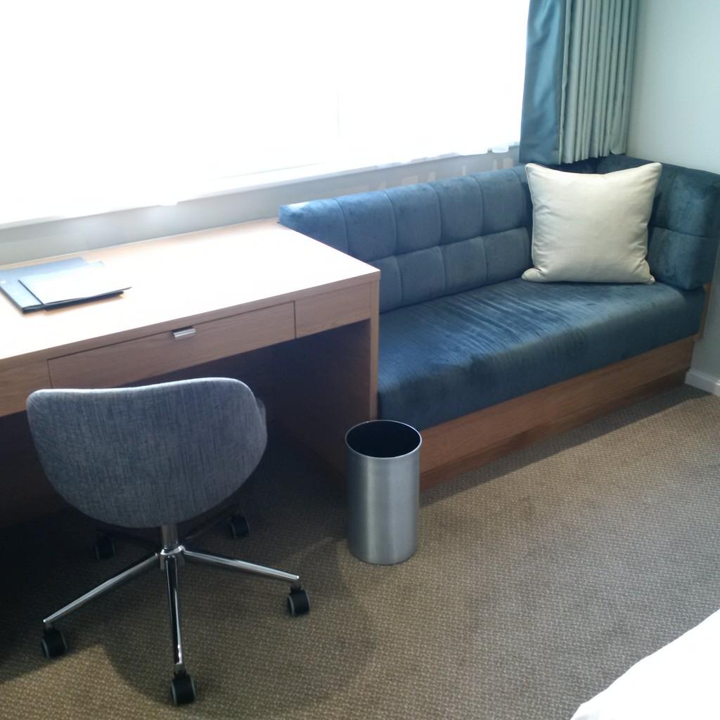 Hilton London Metropole Deluxe Room