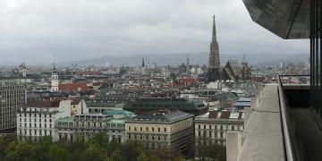 Hilton Wien Ausblick