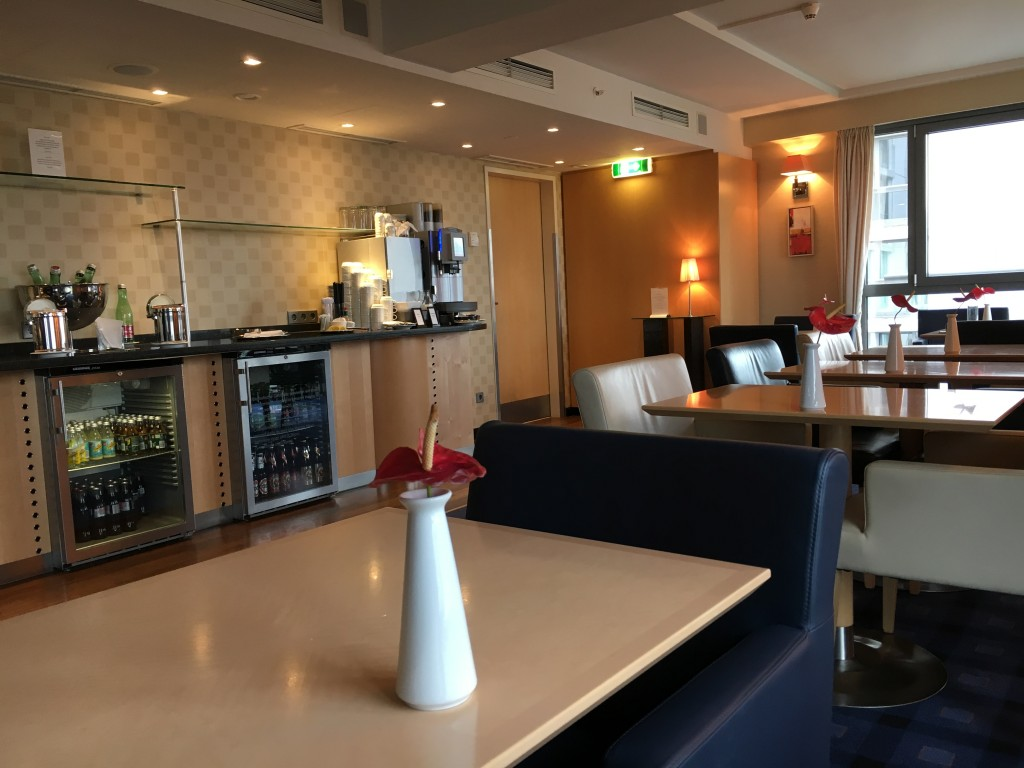 Hilton Wien Executive Lounge