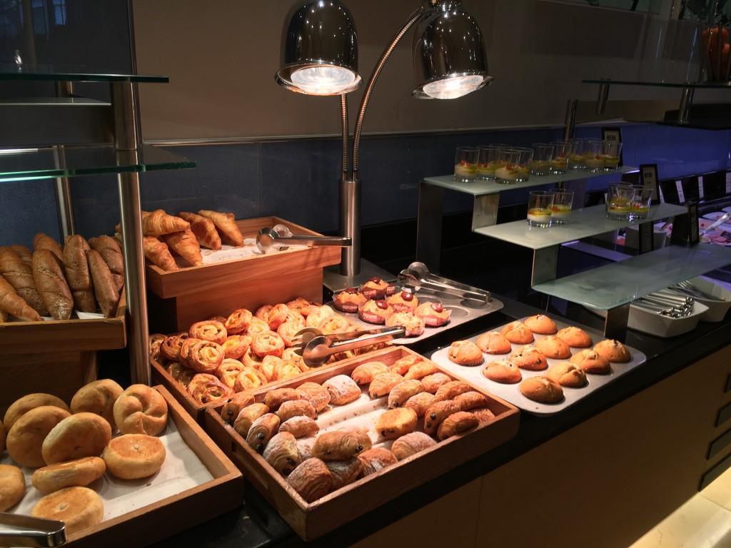 Hilton Wien Frühstück
