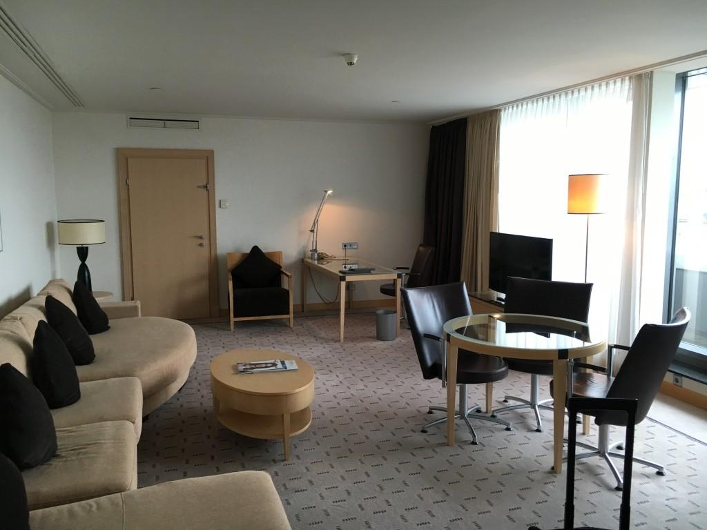 Hilton HHonors Promotion Penthouse Suite im Hilton Wien