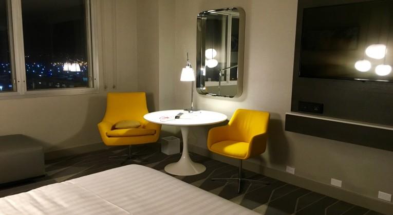 Hyatt The Concourse Hotel -Zimmer - 11