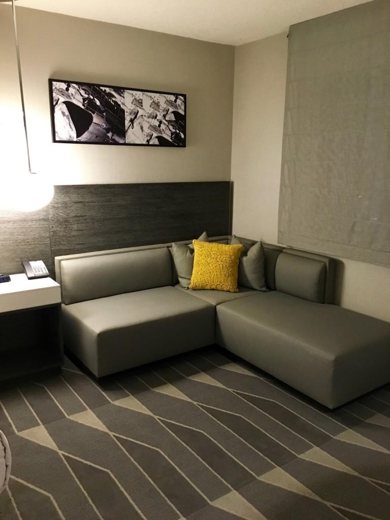 Hyatt The Concourse Hotel -Zimmer - 3