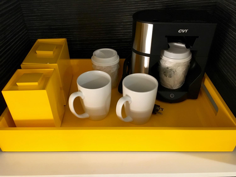 Hyatt The Concourse Hotel -Zimmer Kaffee - 1
