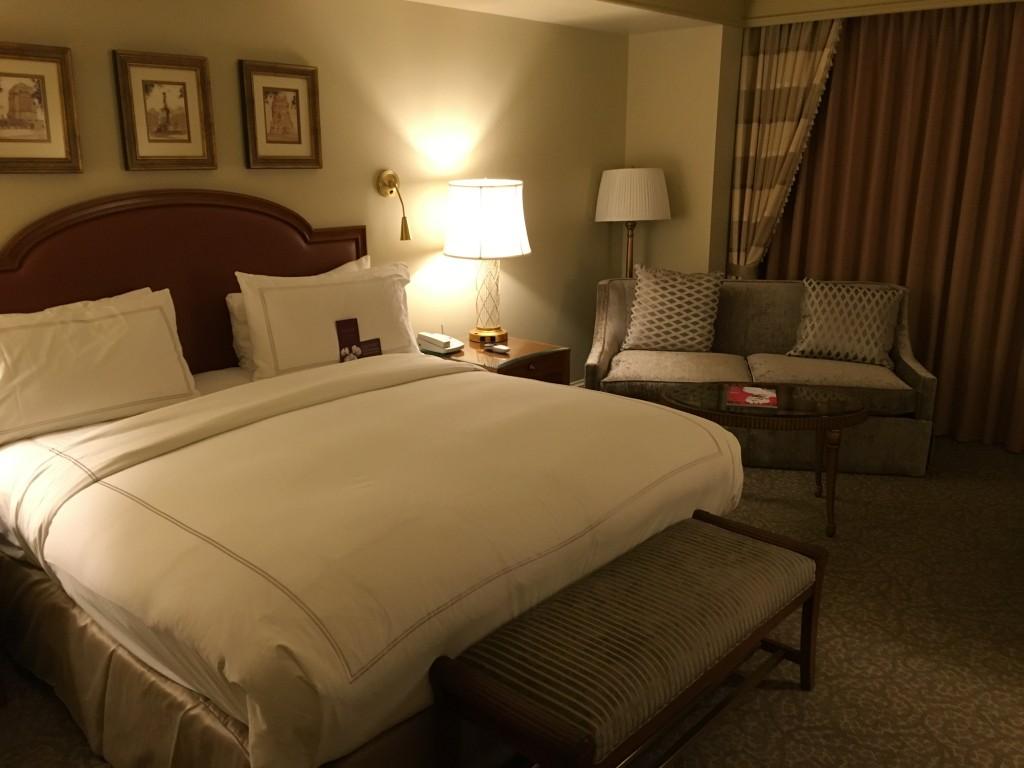 Conrad Indianapolis - Das Zimmer