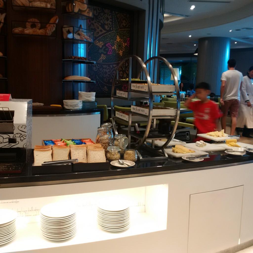 Le Méridien Kuala Lumpur_Frühstück