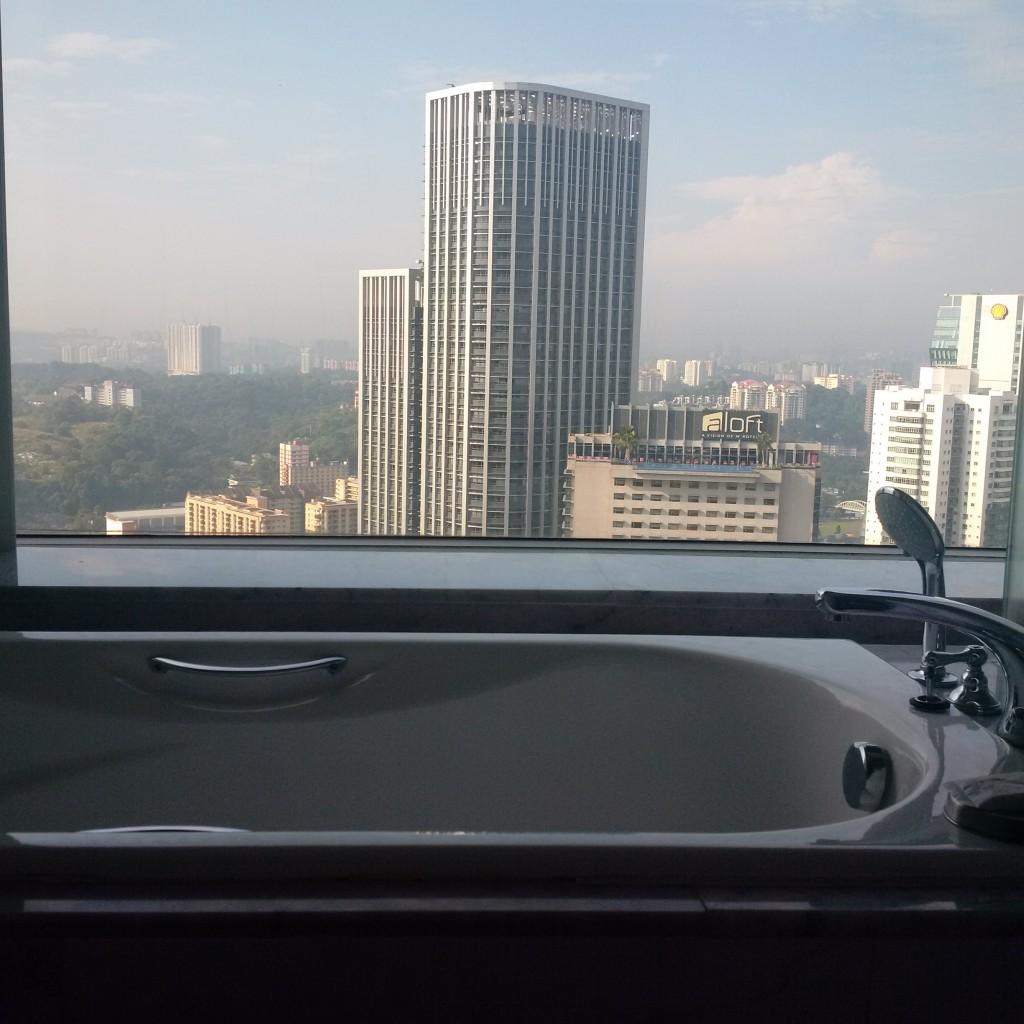 Le Méridien Kuala Lumpur - Badezimmer