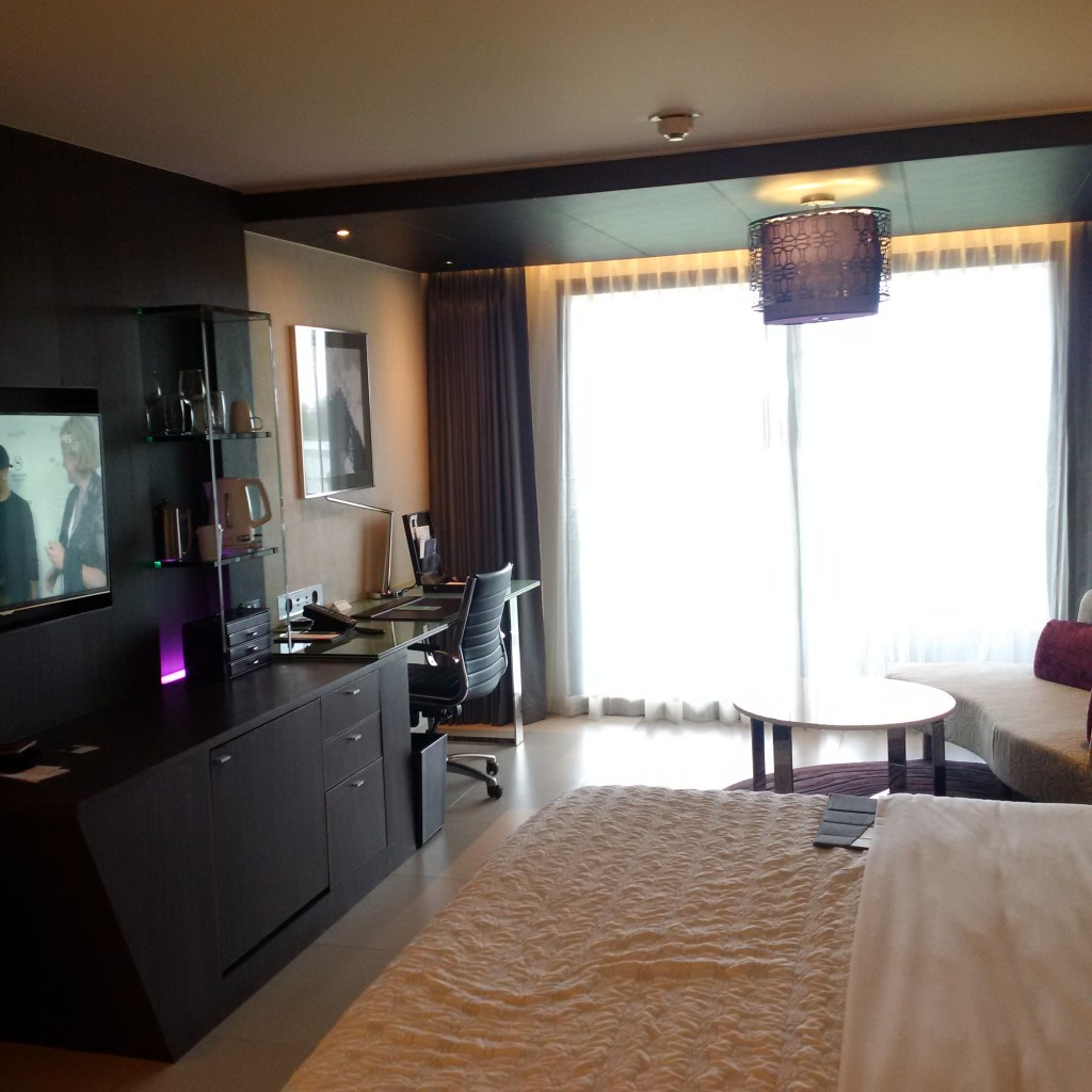Grand Club Zimmer im Le Méridien Bangkok Suvarnabhumi