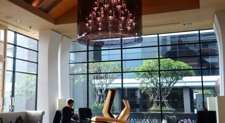 Lobby im Le Méridien Bangkok Suvarnabhumi