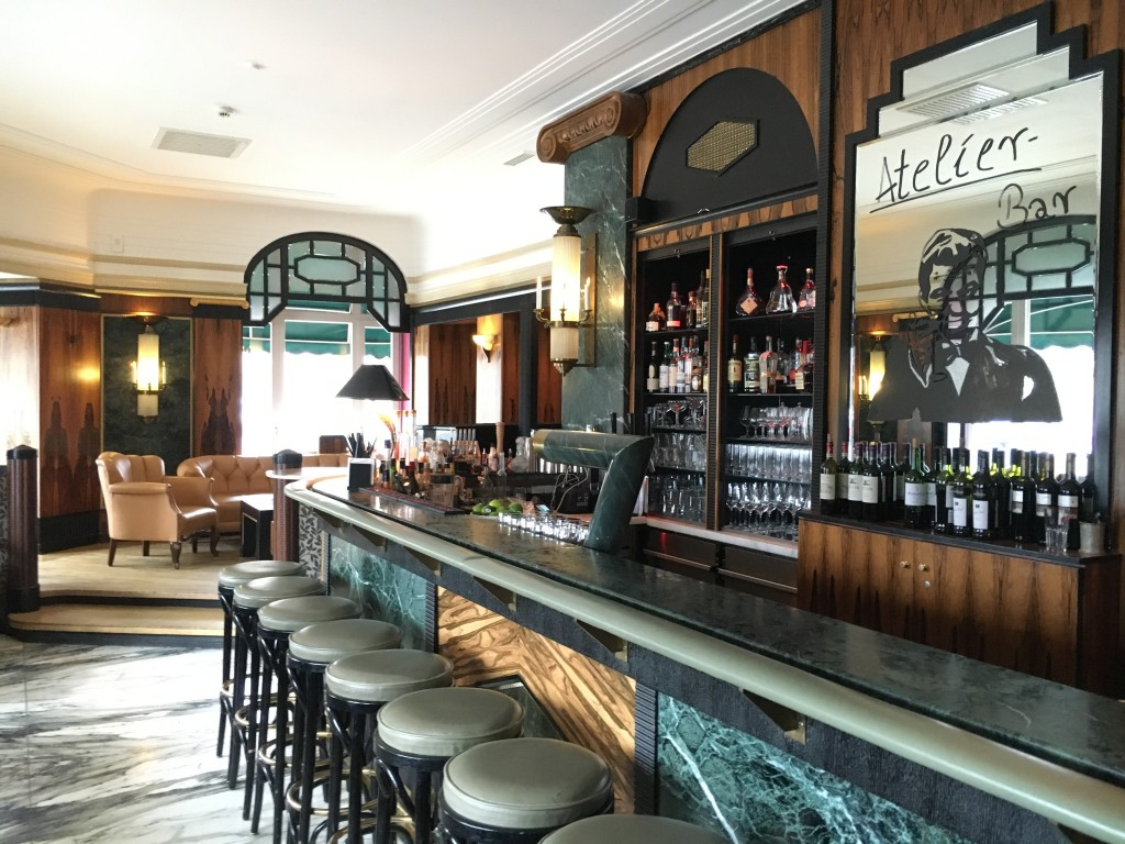 Le Méridien Grand Hotel Nürnberg Atelier Bar