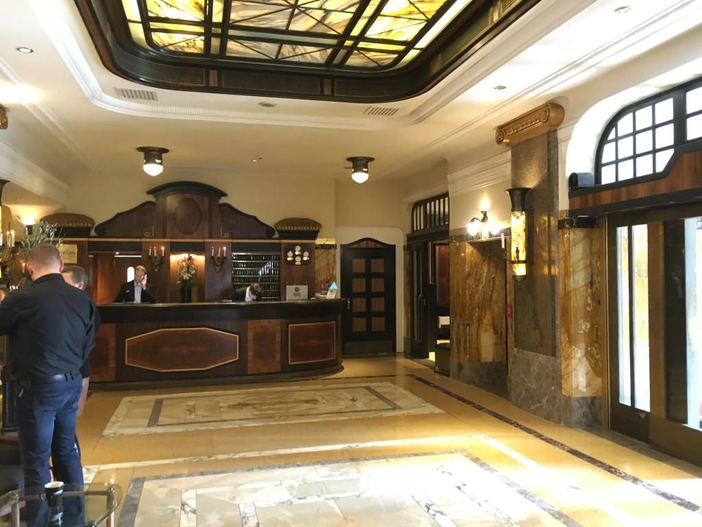 Le Méridien Grand Hotel Nürnberg Lobby