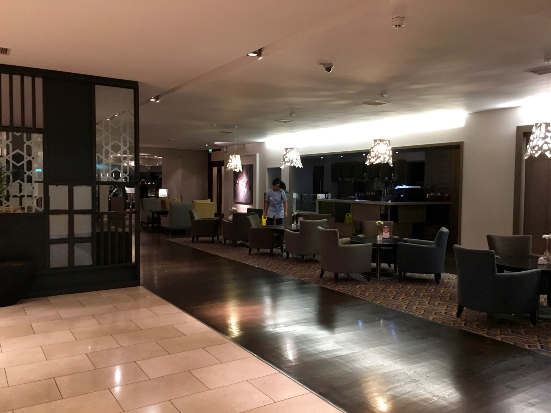 Maldron Hotel Dublin Airport Lobby - 2