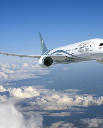 Oman Air Global Sale