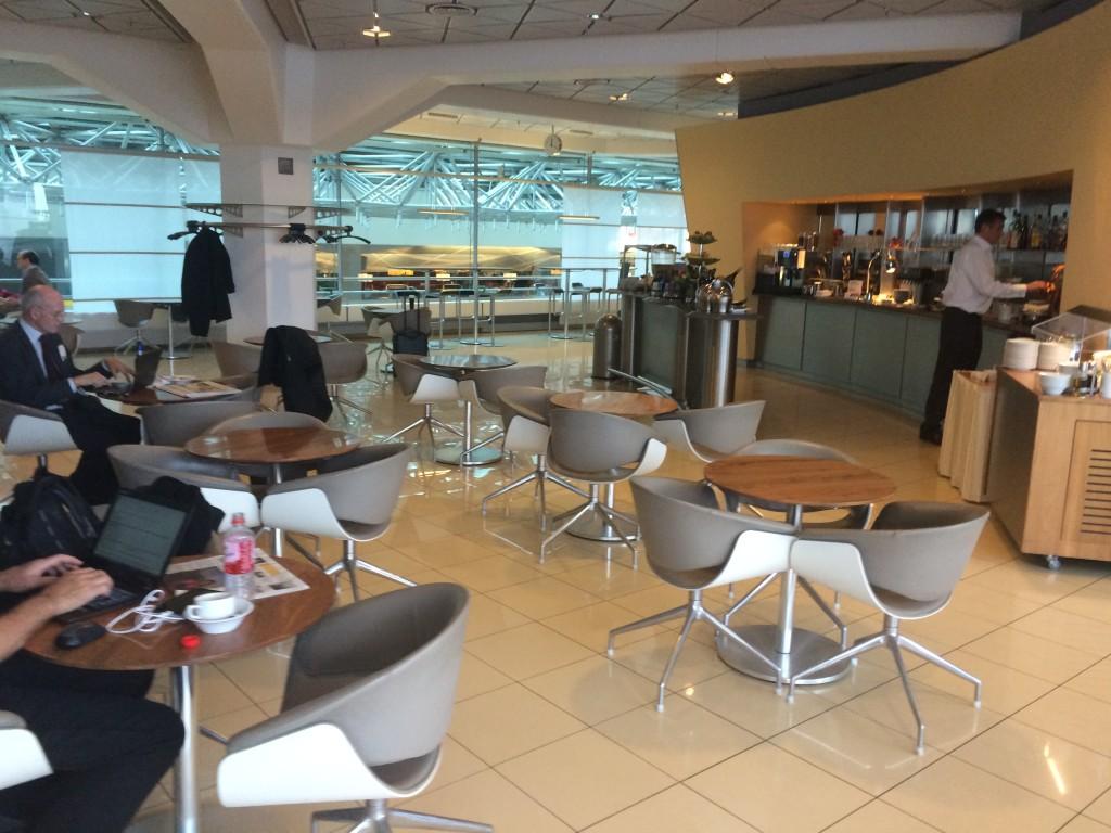 Senator Lounge Berlin TXL - Bistro