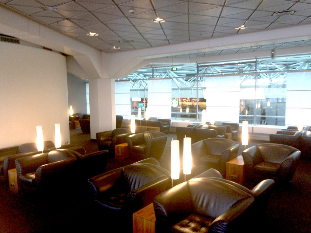 Senator Lounge Berlin TXL - Sitze