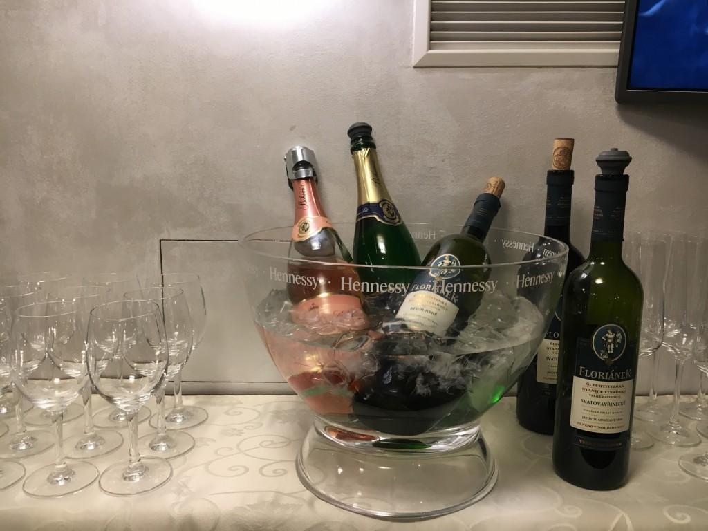 Sheraton Prague Club Lounge