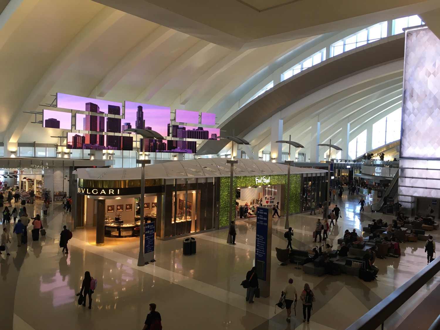 Tom Bradley International Terminal